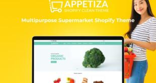 Appetiza - Supermarket Shopify Theme - 1