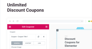 Unlimited Discount Coupons