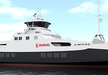 VARD secures contract for fully electric car and passenger ferry