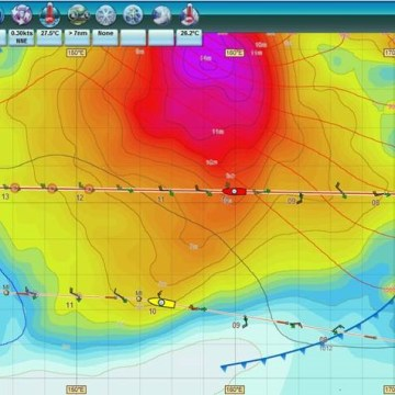 Aurora Tankers saves 41MT of fuel and 33 hours with StormGeo's help