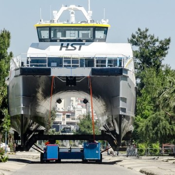 Damen introduces new crew supply vessel design