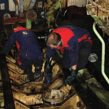 Lubrication failures most common cause of engine damage