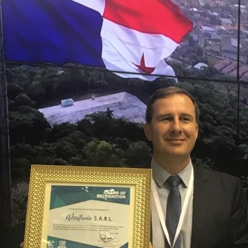 Verifavia approved by Panama for IMO DCS verification services