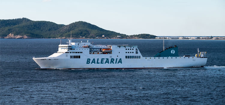 Baleària invests EUR 60m in LNG conversion project