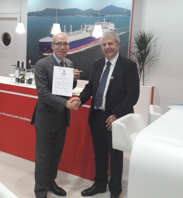 GTT receives AiP for cargo containment system