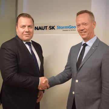 StormGeo to offer integrated voyage planning service with acquisition of Nautisk
