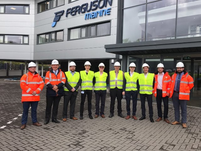 Hydrogen injection system for ferry secures £430k funding