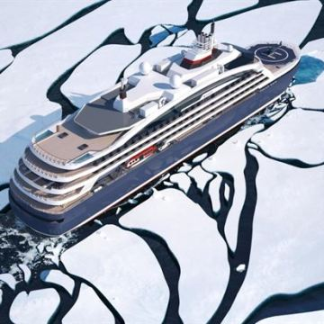 Ponant selects Wartsila dual-fuel engine for cruise ship