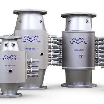Alfa Laval BWTS completes USCG testing