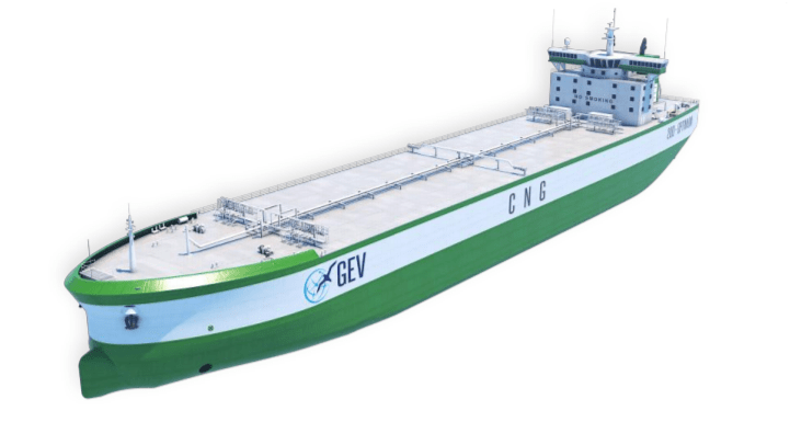 CNG storage vessel nears ABS design approval