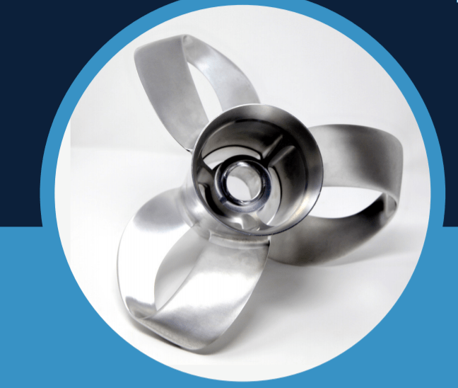 New propeller design improves fuel efficiency by 15 per cent