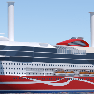 Viking Line selects ABB marine automation system