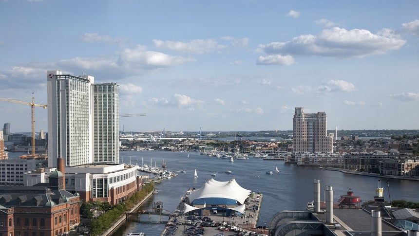 Port of Baltimore receives $2.4m to upgrade engines and equipment
