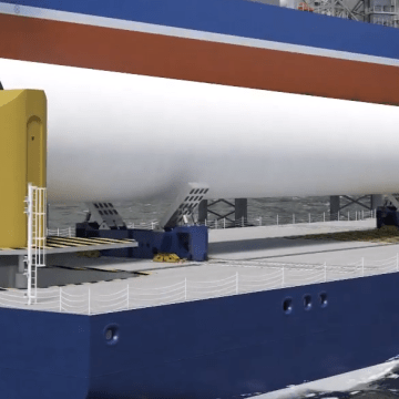 ABS grants AIP for wind turbine transport vessel