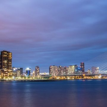 Port of Rotterdam uses AI to predict vessel arrival times