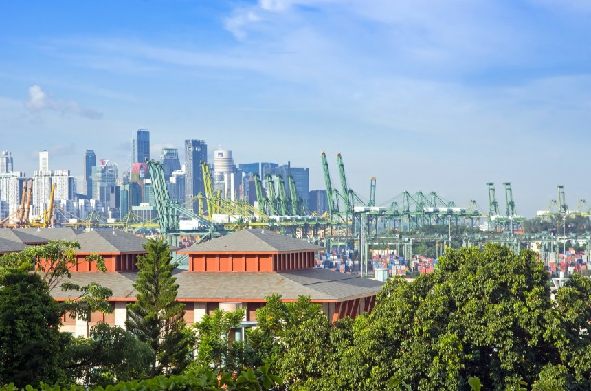 Singapore announces initiatives to strengthen its maritime hub