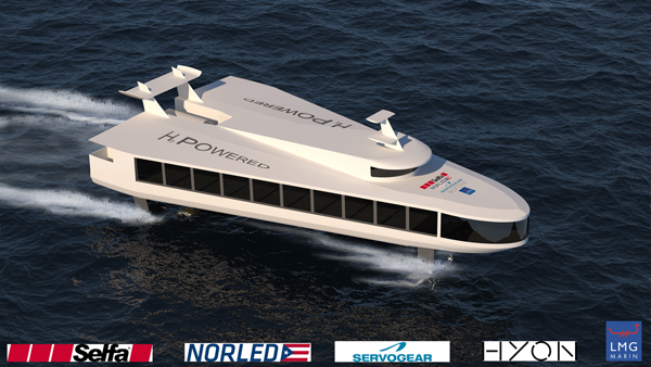 Norway continues push for zero-emission shipping