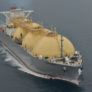 INPEX opts for NAPA monitoring solution for LNG carrier fleet