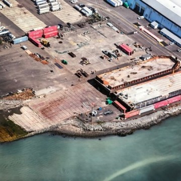 Motive Power Marine's E-Port Shipyard joins environmental certification program