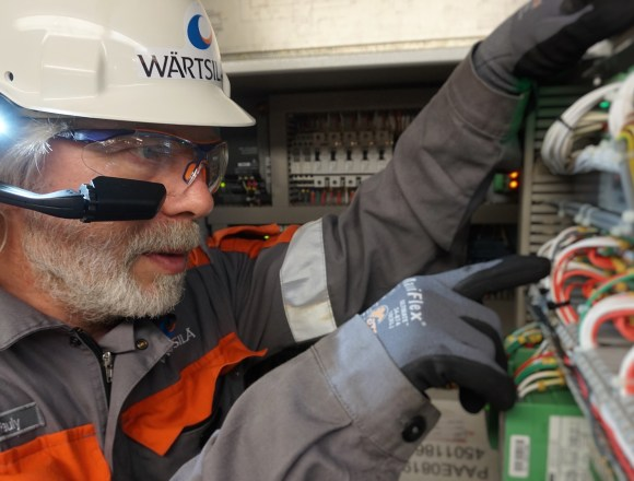 TT-Lines and Wärtsilä successfully complete remote guidance testing