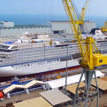 Viking Cruises opts for seawater lubricated propulsion solution