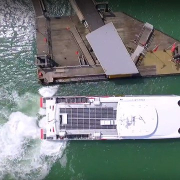 New system offers precise vessel positioning