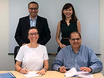 Keppel and DNV GL partner to boost uptake of LNG