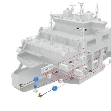 ABB microgrid boosts fuel efficiency of smaller vessels