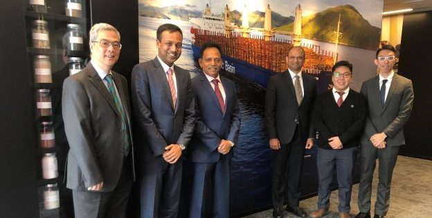 Pacific Basin signs service agreement with MAN Energy Solutions