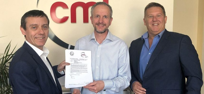 Sonihull is first US antifouling to achieve ATEX approval