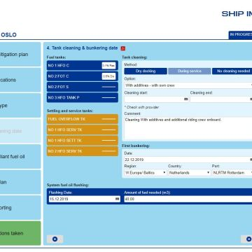 DNV GL offers free online SIP to support 2020 compliance