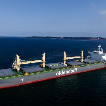 CSL and Oldendorff join Trident Alliance