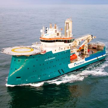 Dutch shipowner takes delivery of Wärtsilä hybrid propulsion solution