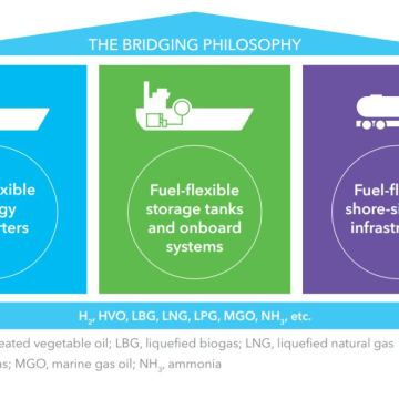 DNV GL calls for fuel flexibility in shipping's decarbonisation