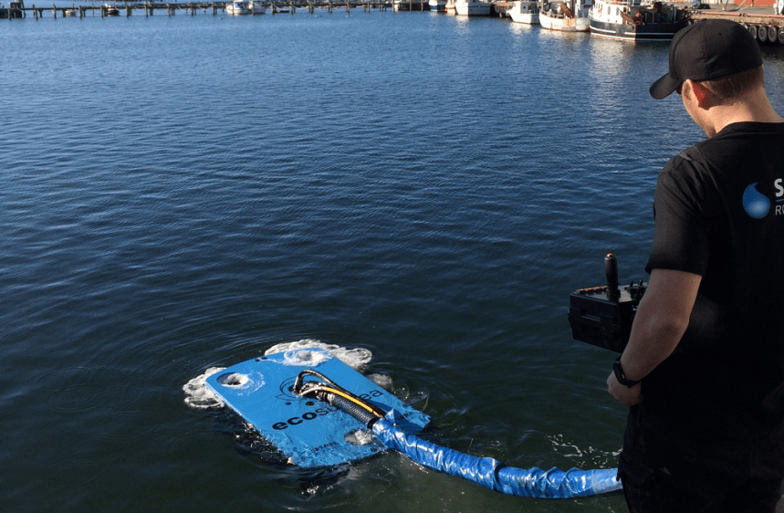 ECOsubsea hull cleaning tech approved by two European ports
