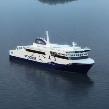 Wasaline ferry to get Wärtsilä power and navigation system