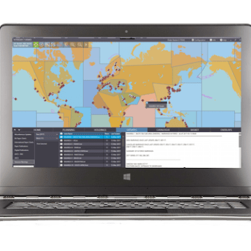 GNS adds route validation tool to voyage planning solution