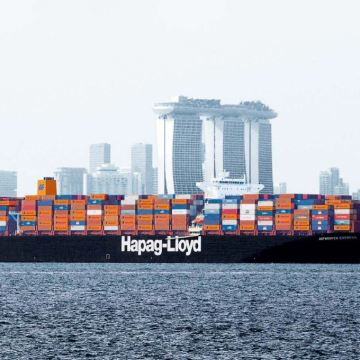 Hapag-Lloyd collaborates with Portchain on fleet planning