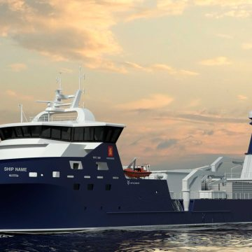 Hydroniq delivers hull-integrated coolers to Sølvtrans vessel