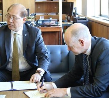 Norway boosts IMO's GreenVoyage-2050 GHG project