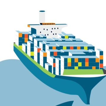 New report highlights benefits of reducing ship speeds
