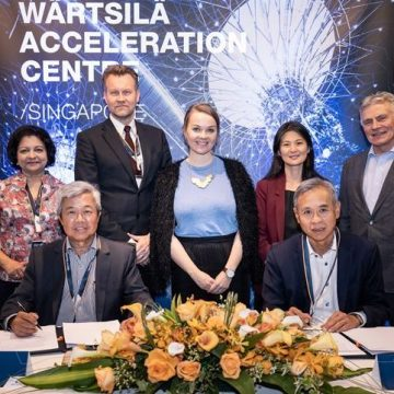 Wärtsilä and PSA Marine commit to cleaner shipping
