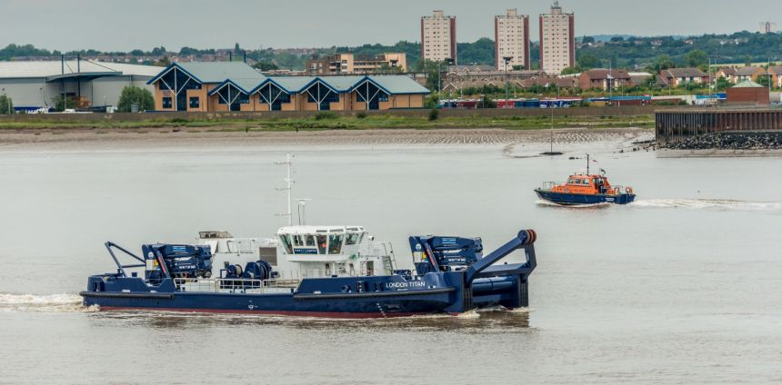 Port of London rolls outs BareFLEET remote monitoring system