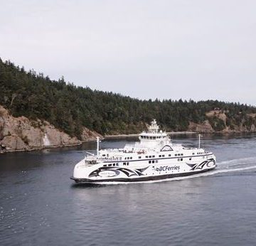 BC Ferries opts for Wärtsilä LNG dual-fuel electric propulsion systems