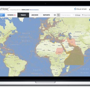 Envoy teams up with Pole Star to offer vessel tracking solution