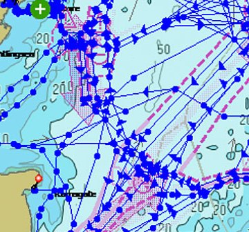 DTN upgrades SPOS software for optimised route planning
