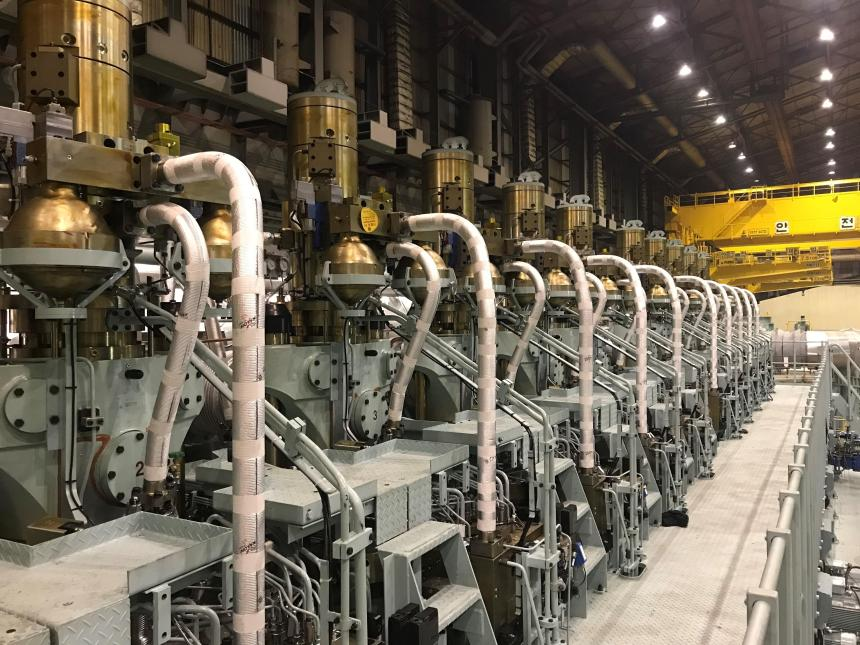 MAN two-stroke dual-fuel engines pass 1 million operating hours
