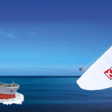 """K"" LINE joins the International Windship Association"