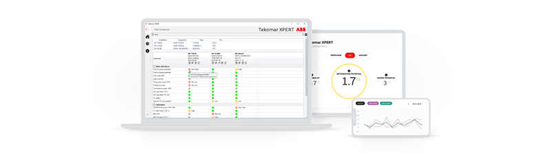 ABB adds continuous evaluation function to engine performance software
