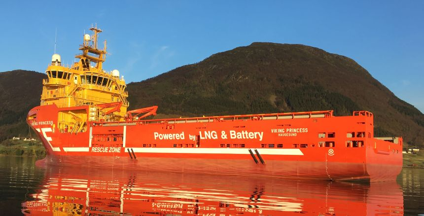 Eidesvik rolls out Yxney Maritime's data-driven decarbonisation solution